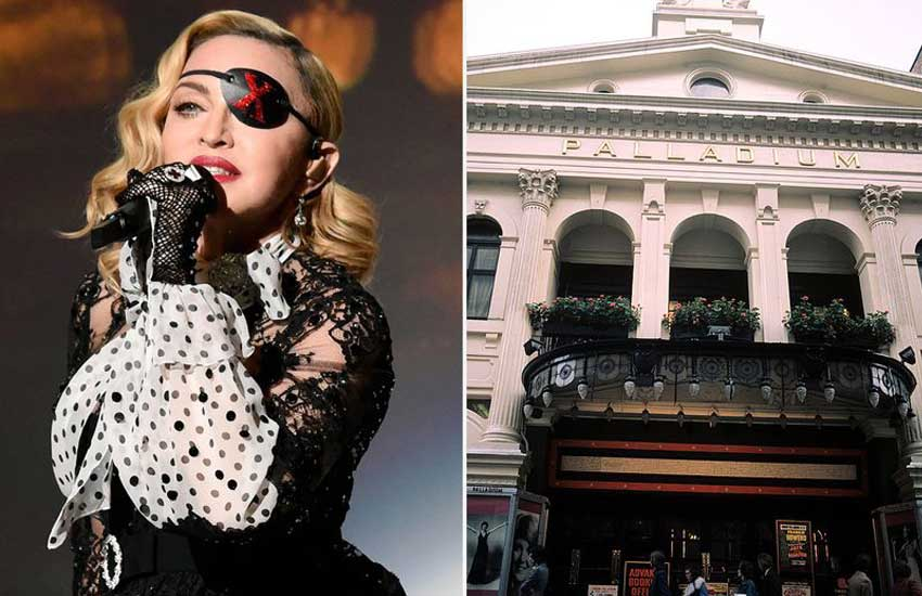 Madonna blasts 'censorship' after London show is cut off as she breaches 11pm curfew