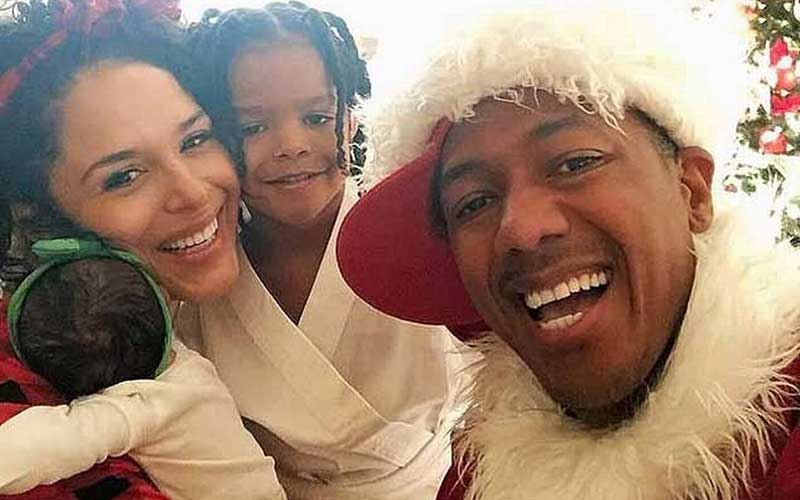 Mariah Carey's ex-husband Nick Cannon welcomes new baby daughter