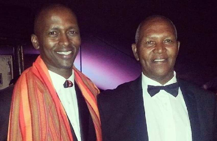 Martin Keino: I followed in the footsteps of a legend – but on my terms