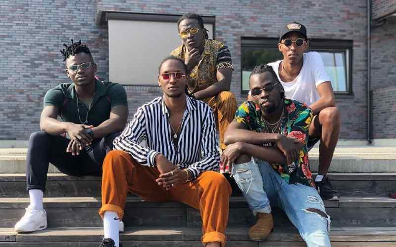 Matata celebrate their mothers and dedicate Pulse Music Video Awards win to them