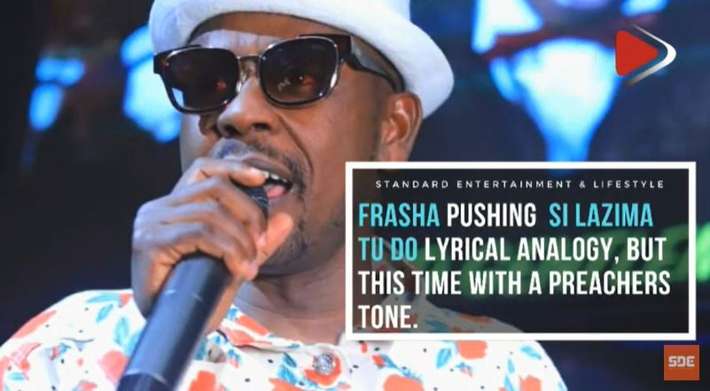 Why Frasha has turned the new preacher in town