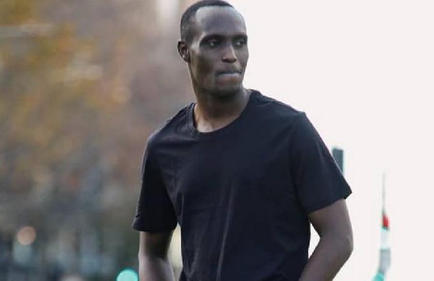 Meet Calvin Mwita, fast-rising actor ruling Australian film industry