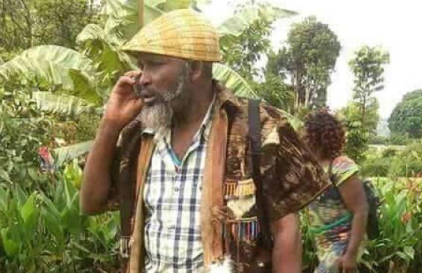 Meet Kenyan singer who composed social distancing song long before Covid-19