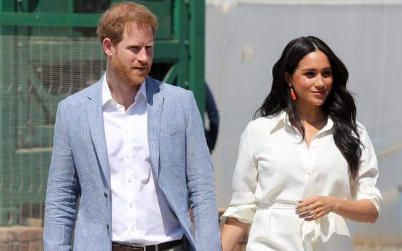 Meghan Markle and Prince Harry 'not ready' to return to UK for family Christmas