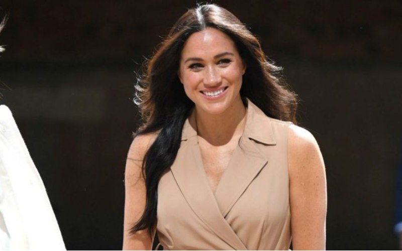 Meghan Markle speaks on death of George Floyd