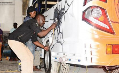 Matatu Grafitti was never a good business until President Uhuru endorsed it – Arthur Ogonda, brains behind finest looking matatus