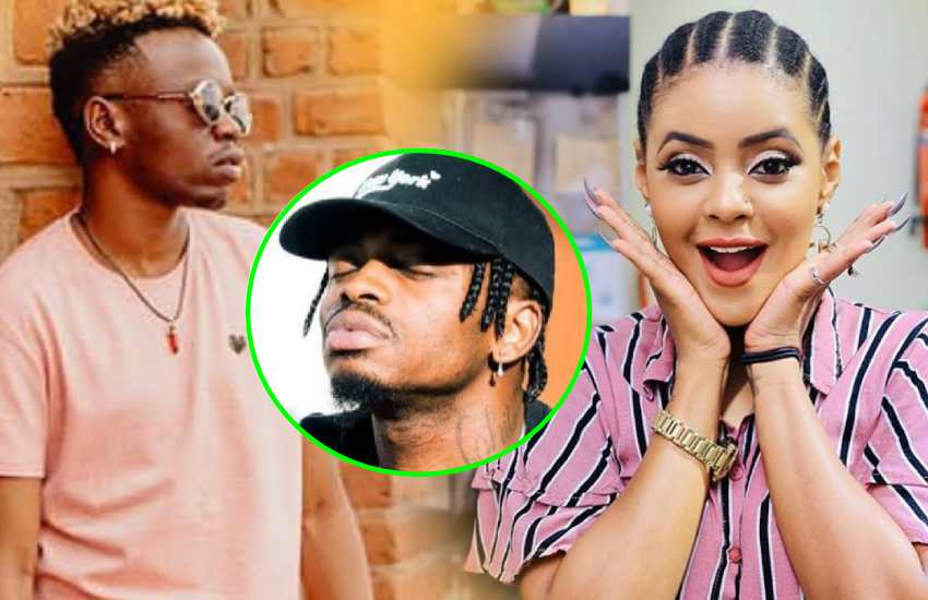 Singer Marioo speaks, gives Diamond 'green light to date his ex Mimi Mars'