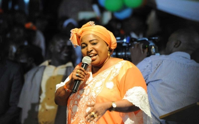 Mishi Mboko- I can't stand lazy men who fight women