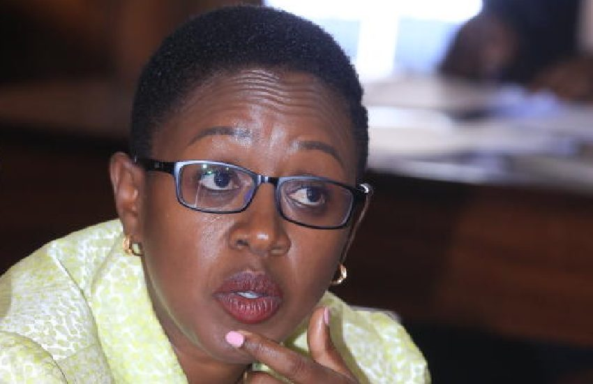 Murang'a Woman Rep Sabina Chege under fire over forest-clearing demand