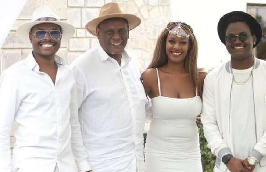 Murathe's son back to hosting festivals, to bring Omah Lay soon