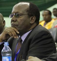 My succesor is dishonest- Former FKF president Sam Nyamweya