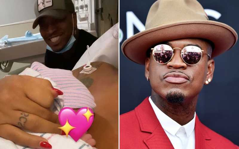 Ne-Yo becomes father for the fifth time as wife Crystal gives birth 4-weeks early