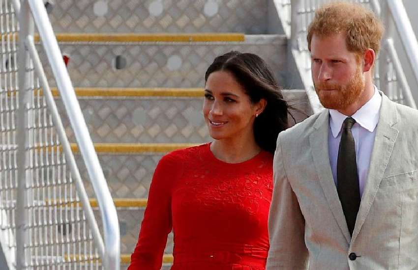 No return: Harry and Meghan make final split with British royal family