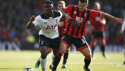 'None of Spurs' new signings scare me... well, apart from Victor Wanyama'