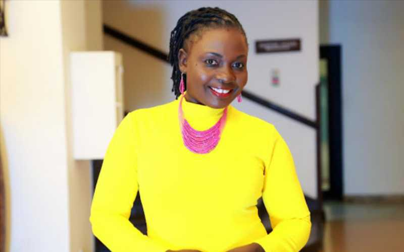 Nyota Ndogo warns netizens against posting her on social media when she dies