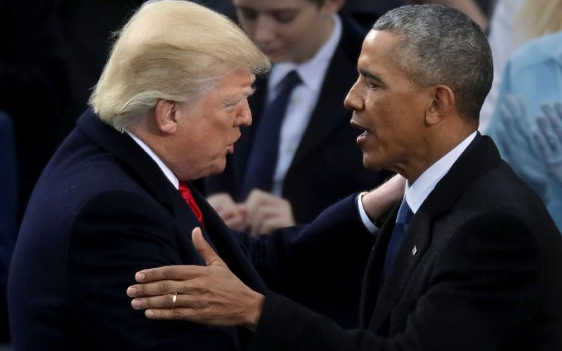 Obama's message to Trump after testing positive for Coronavirus
