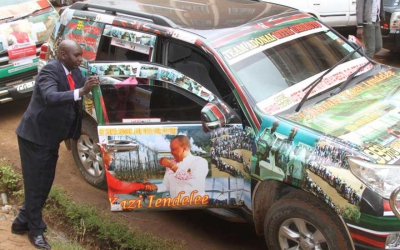 Patriot! Man donates his fleet, delivers food to locals, holds peace and prayer rallies all in the name of his love for Jubilee