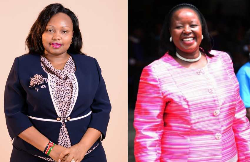 Power sermon? What Omanga, Bishop Wanjiru discussed with Nairobi MCAs