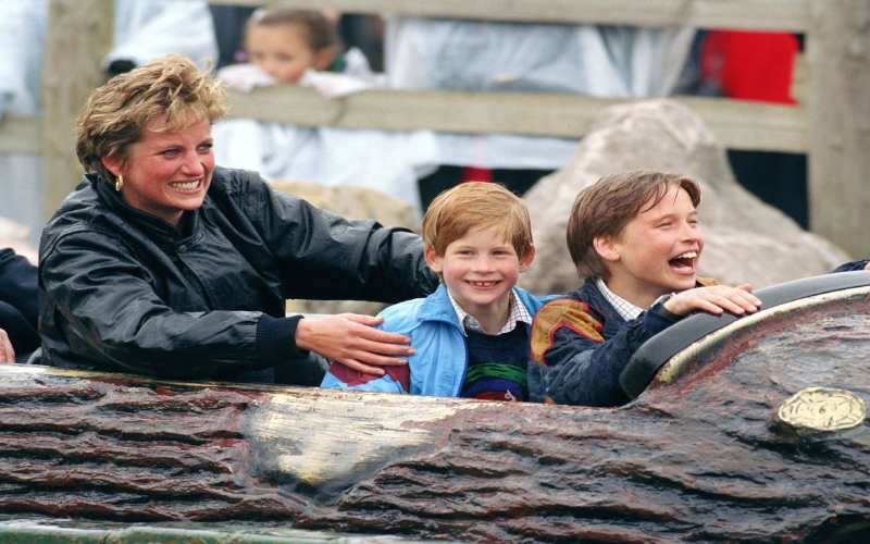 Princess Diana's bad memories of unhappy childhood impacted on William and Harry