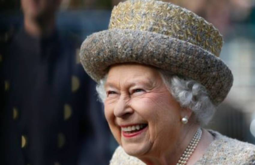 Queen Elizabeth makes first appearance since Harry and Meghan interview