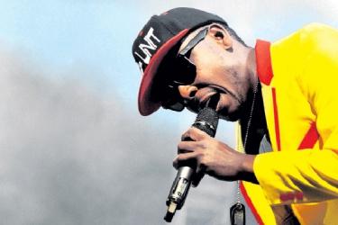 Rapper Frasha launches debut solo album labelled 'Dakitare'
