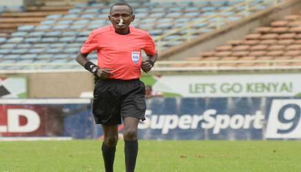 Ref Omweno still blows loud at Oguso Cup