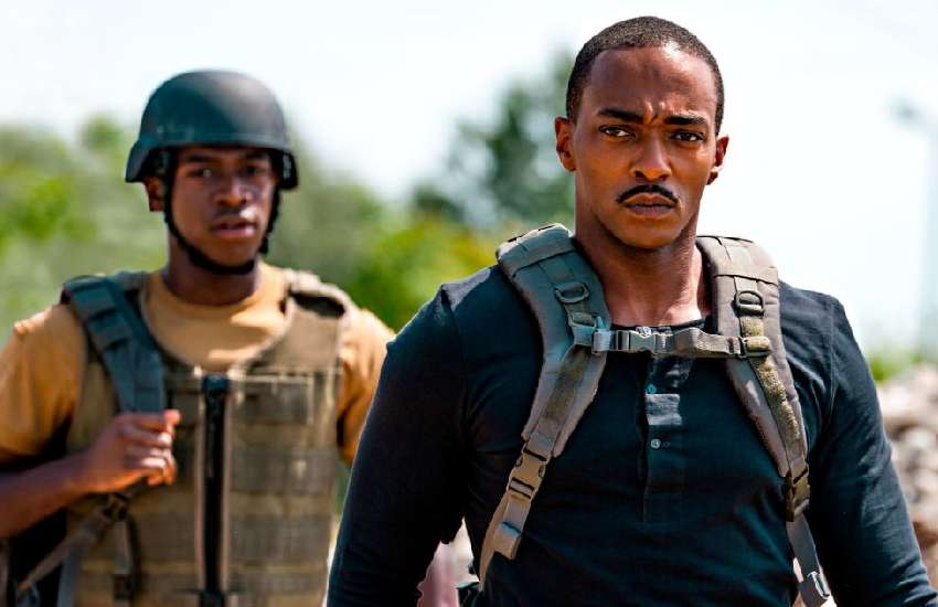 Movie review: Why 'Outside the Wire' is a decent action flick