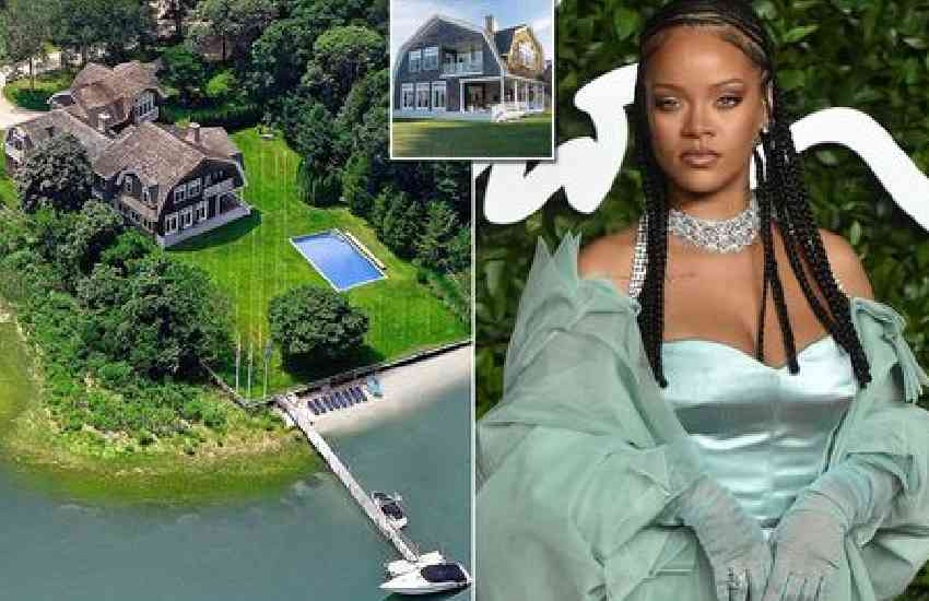Rihanna 'renting Khloe and Kourtney Kardashian's former home'