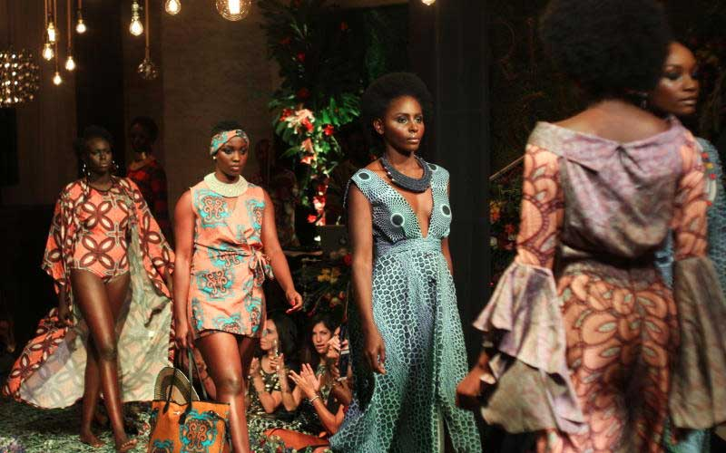 Tribal Chic 2018 Fashion Show - Tribe hotel, Nairobi