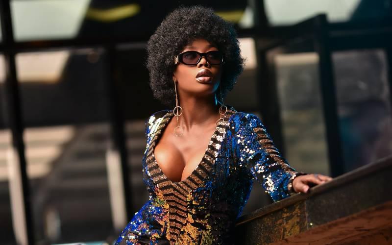 Ruth Odhiambo: My style represents class, elegance, minimalism, edge, sensuality and confidence