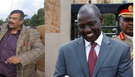 Ruto advised me to quit alcohol- MediHeal Hospital chairman