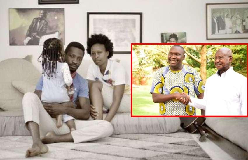 Salvador decries Bobi Wine's arrest, harassment of opposition
