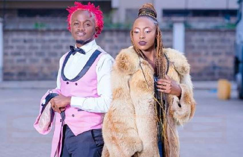 Seductive Bahati teams up with Petra, Ssaru, Mejja in new love song