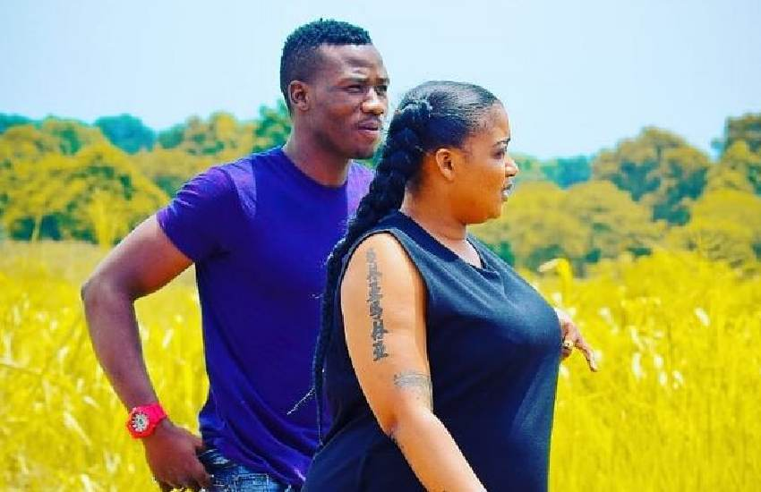Shilole's estranged husband, Uchebe, speaks for the first time
