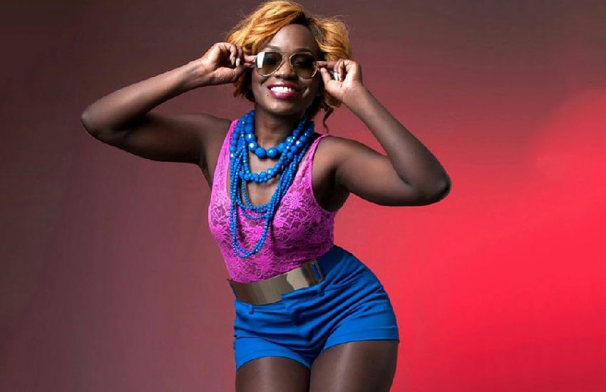 Singer Jackie Chandiru says her family had given up on her