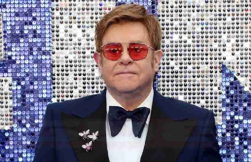 Sir Elton John insists he met 'God' after tripping out from smoking weed