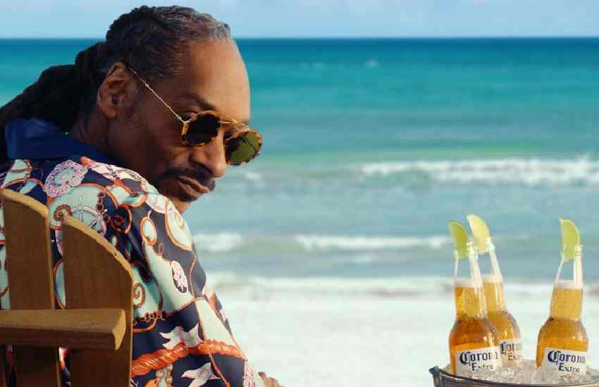 Snoop Dogg lands Sh1.5 billion Corona beer deal