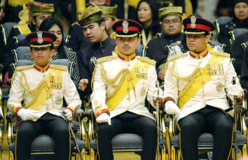 Sultan of Brunei's party loving son and film producer Prince Azim dies aged 38