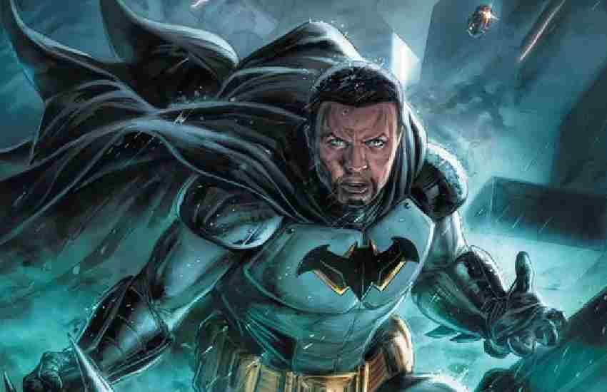 The next Batman will be a black man - Writer John Ridley