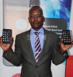 The smartphone made in Kenya