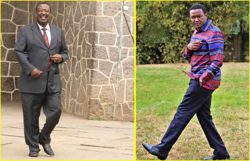 The 'war' over sheng: Why Mudavadi, Mutua are in a battle for words