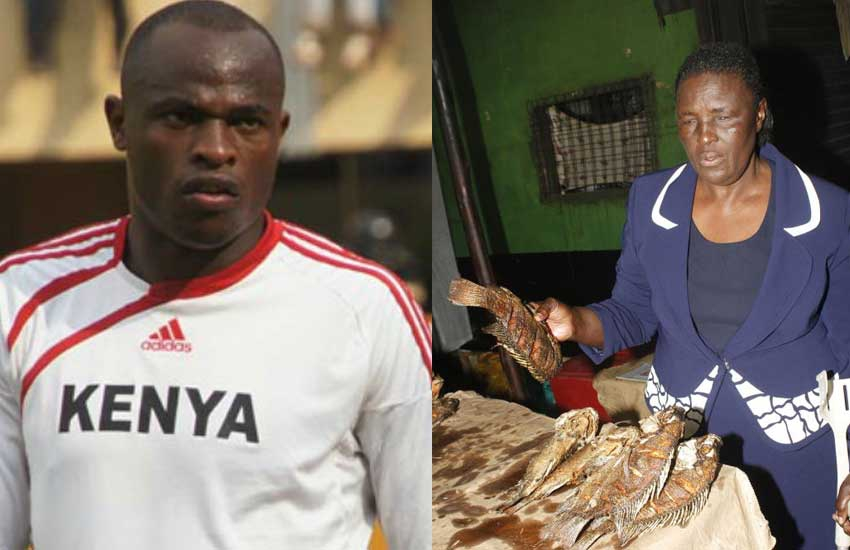 He got me a doctor from France – Mama Oliech's last public praise for son