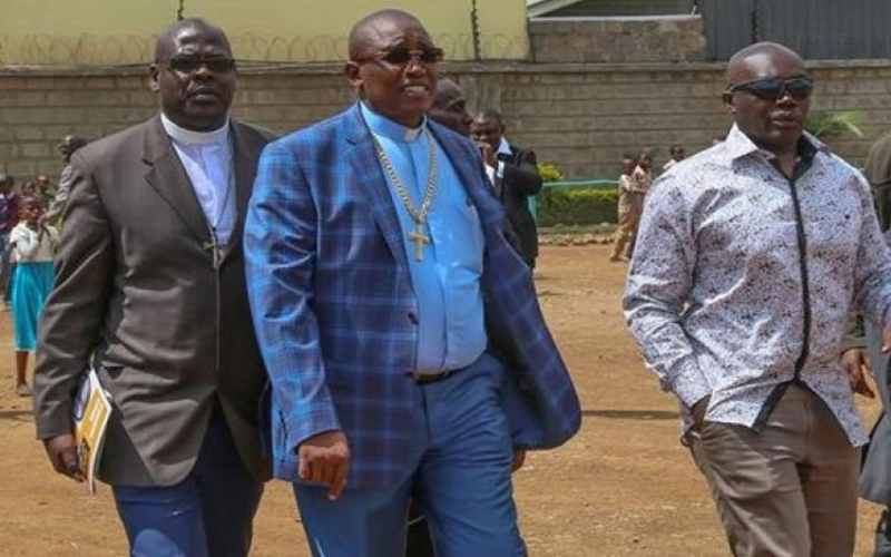 Bishop Gakuyo's woes deepen, ejected from K- Street