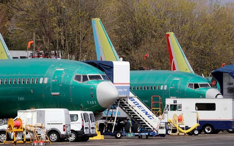 Boeing 737 plane carrying 136 passengers skids off runway into river
