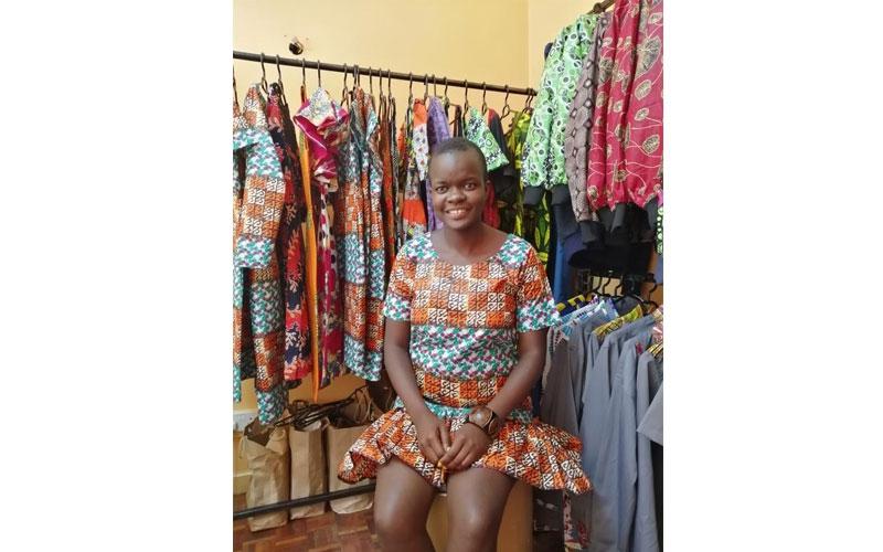 Cancer did not take away my fashion creative juices: Designer Shiyenze Khasoha