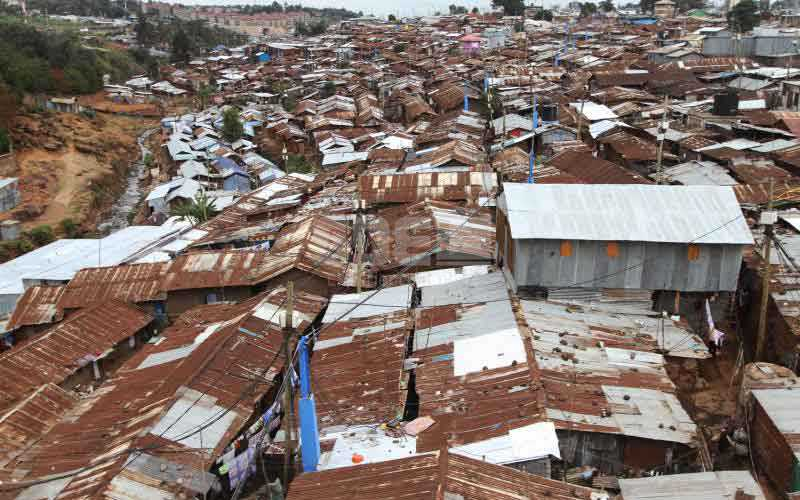 Kuku, unga revolution: 10 things Sh50 can buy in Kibra slums