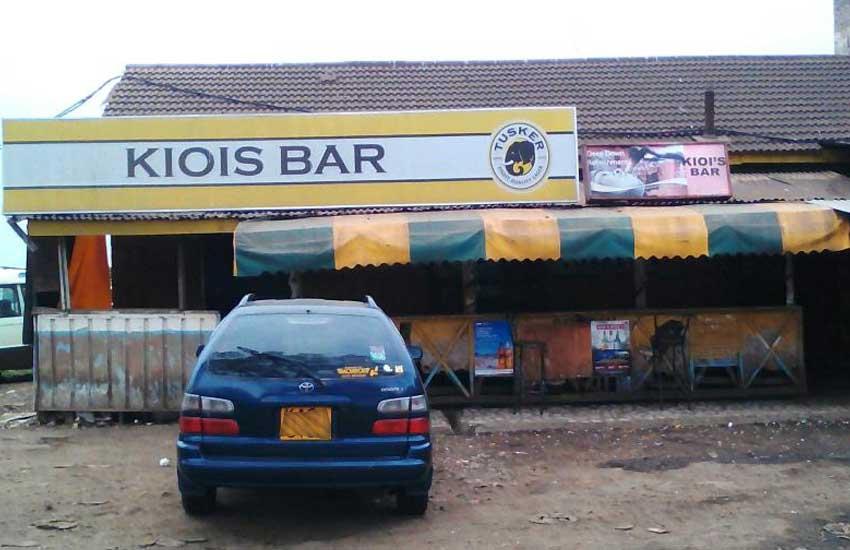 City bars where Kenyan leaders were brewed