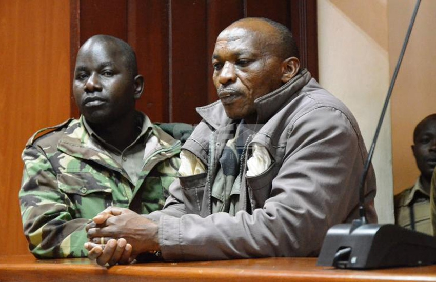Clergy in rape case released on a Sh 1million bond