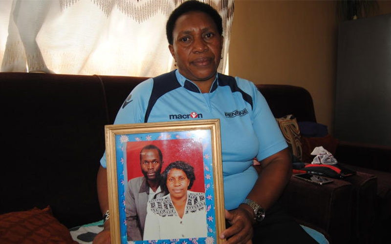 Come back home, wife pleads with hubby who disappeared 11 years ago