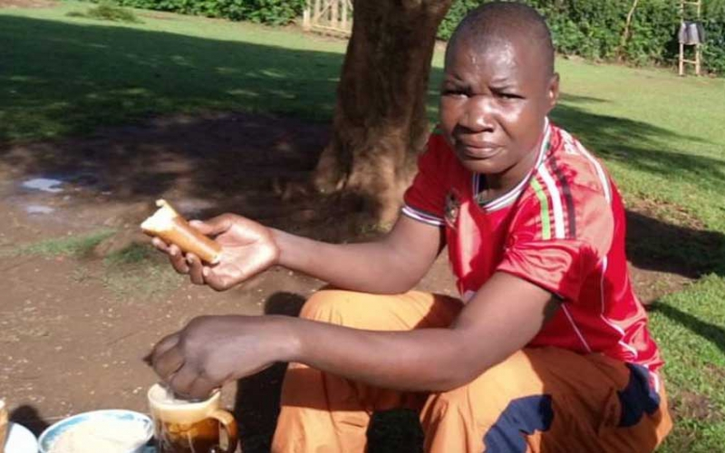 Conjestina Achieng' is back to village chang'aa dens - mother